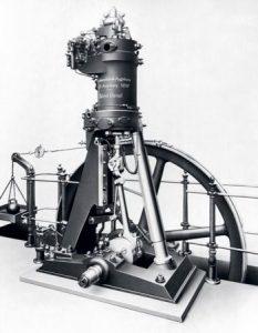 Rudolf Diesel's Engine