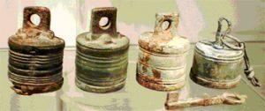 padlocks in ancient Rome