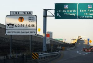 dallas toll roads