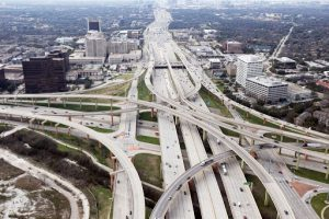 dallas, Texas Highways